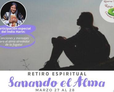 Retiro Espiritual: Sanando el alma